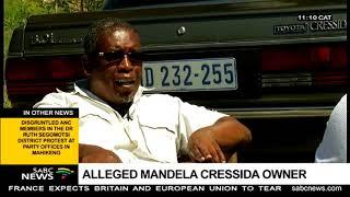 Mandela's Toyota Cressida alleged new owner located