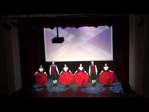 Welsh Clogging By Shady Glen Dancers