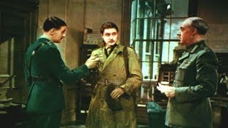 THE ADVENTURES OF TARTU | Robert Donat | Full Length Thriller Movie | English | HD | 720p