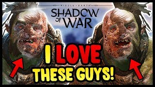 THESE ARE THE BEST ORCS! | Middle Earth: Shadow of War - Blade of Galadriel Funny Moments Gameplay