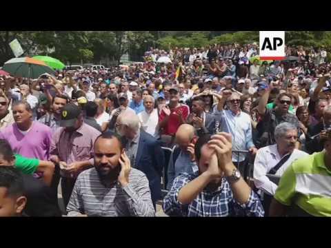 Venezuela tensions high over Supreme Court