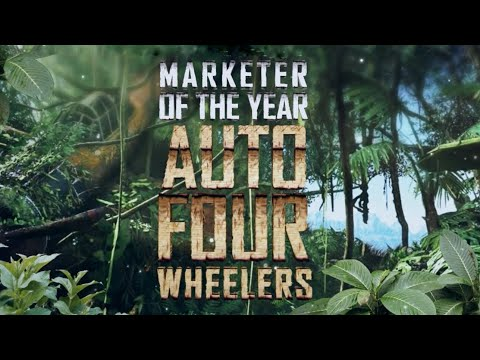 Marketer of the year – Auto    Four Wheelers