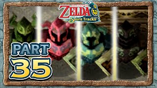 The Legend of Zelda: Spirit Tracks - Part 35 - Lost at Sea Station!