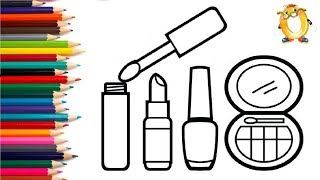 как сделать раскраску для девочек