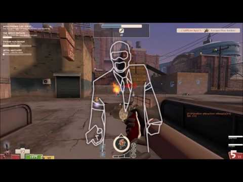 Escape Plan Soldiers, BWR2, and Instant-Capping Hacker | Team Fortress 2