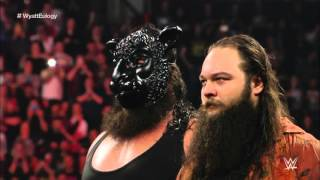 The Brothers of Destruction Attack the Wyatt Family RAW 11/9/2015