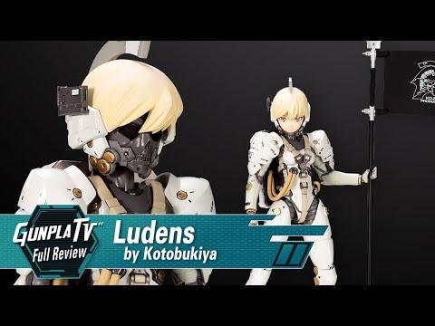 Kotobukiya's Ludens | Gunpla TV