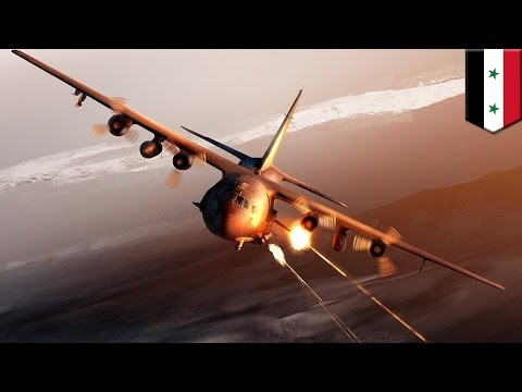 U.S. airstrike on Syria: 283 ISIS fuel trucks destroyed in campaign against terror - TomoNews