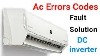 INVERTER AC FAULT FINDING
