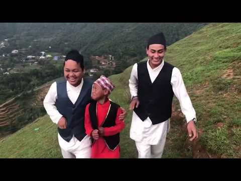 Man Bina Ko Dhan Thulo ki ( Ashok Darji Song ) cover Sing by Tibetan guys