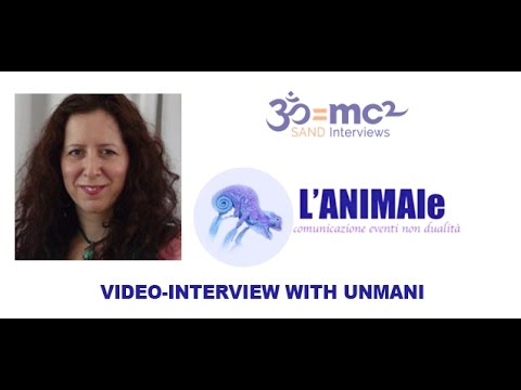 SAND ITALY 2016 / Video-interview with guest Unmani