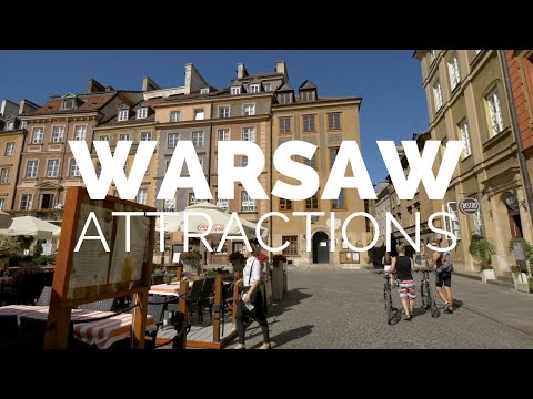 10 Top Tourist Attractions in Warsaw