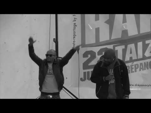 TOVOLAH - NY RAPKO Feat. KOUGAR (Live #ZazaRapTaiza Antsahamanitra 2014)