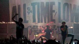All Time Low- Dear Maria 12/28 @ Rams Head Live