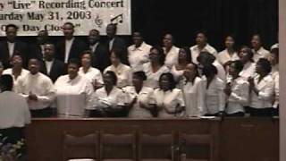 "Longview Heights S.D.A. Sanctuary Choir  ""The Lord Is Coming Back"""