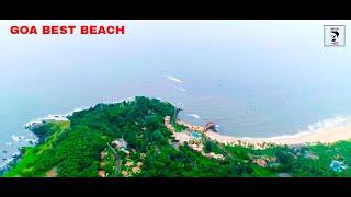 Fort Aguada | Vagator Beach | The Reaction | Goa | Sinq Prive | Drone | Day 1 | VBO Life | 2018