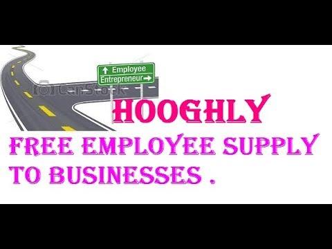 Free Employee Supply to HOOGHLY    Industries , Companies.   HUGLI