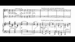 Prokofiev - Alexander Nevsky 2 Song about Alexander Nevsky