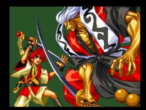 samurai showdown 4 rom