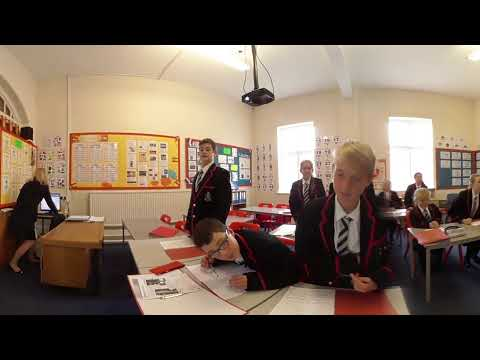 Lucton School 360 tour (VR)