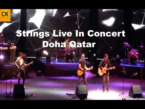 Strings | Live In Concert | HD | Part 2  | Doha Qatar | 2019