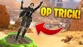 OP *1000 IQ* Trick Works EVERY Time..!! - NEW Apex Legends Funny Epic Moments #88