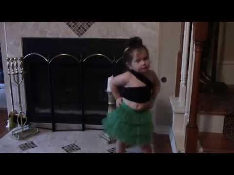 Danza Kuduro by Katie