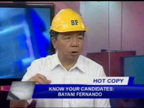 Bayani Fernando on Headstart 1/3