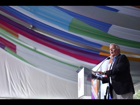 Walter Isaacson's Big Idea at the 2016 Aspen Ideas Festival