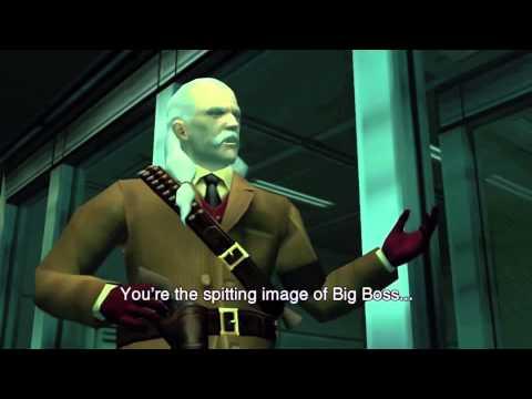 Metal Gear Solid V:The Phantom Pain (THE EMPTY VESSEL)