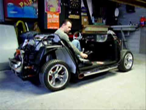HOT ROD 1948 Ford Coupe * GOLF CART * Bagged