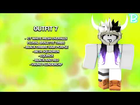 20 AWESOME ROBLOX OUTFITS!! + GIVEAWAY!! (Closed)