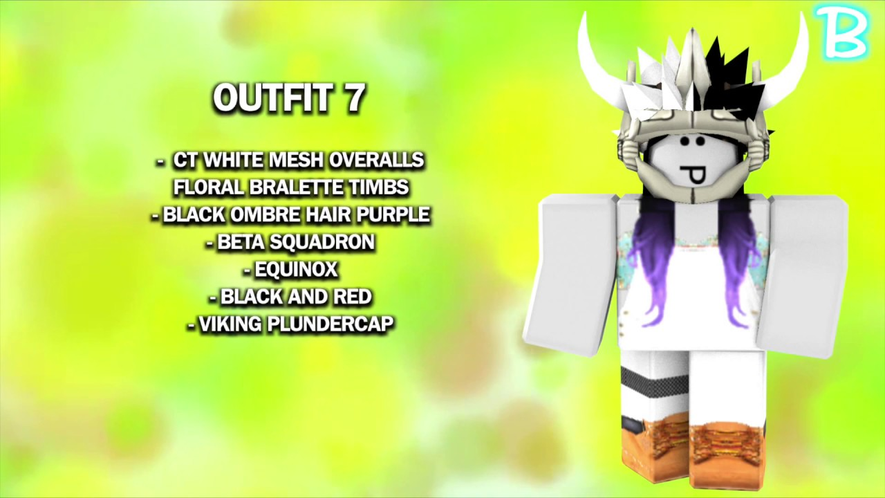Roblox Outfit Ideas Cheap Gabby 10 Awesome Roblox Outfits Fan Edition 7 By Gabby