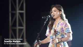 Juwita Malam (Ismail Marzuki)  - Nanda Candra live at Geopark Night Specta #4