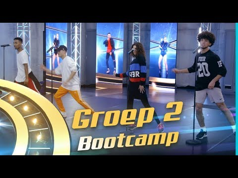 Promises - Calvin Harris ft Sam Smith Cover By: Groep 2  The Bootcamp