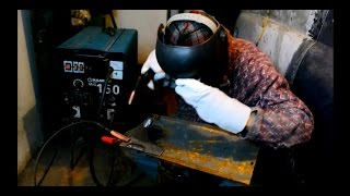 Как научиться варить полуавтоматом автомобиль. (Часть 3).(Обучающие видео. Как научиться варить полуавтоматом., 2016-11-10T15:12:25.000Z)