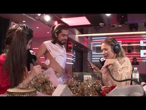Le placement produit de Vitaa Loukoum DAB - Le Rico Show sur NRJ