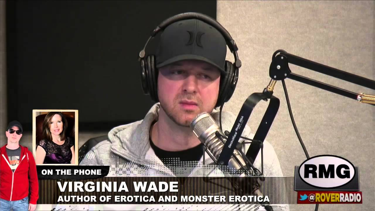Bigfoot erotica author Virginia Wade Full interview