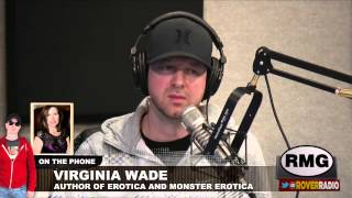 Bigfoot erotica author Virginia Wade - Full interview