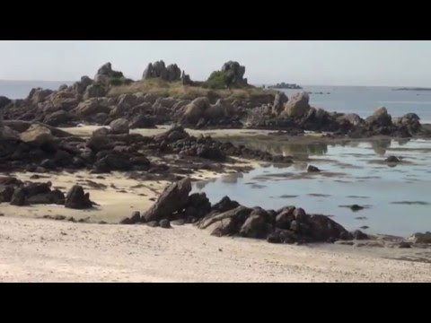 Chausey islands