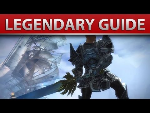 Guild Wars 2 - Legendary Weapons Guide | Basics EPISODE 1 - Recipe Overview