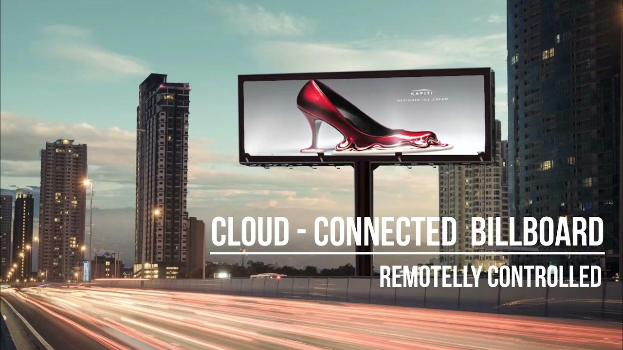 Innovative Billboards: Billboard in a Box - Presentation Video