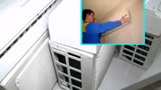 Как почистить фильтры кондиционера | SERVICE-CONDITIONERS.PRO(Чистка кондиционеров от компании ООО