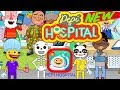 PEPI HOSPITAL | Pepi Play Games | Best iPad app demo for kids