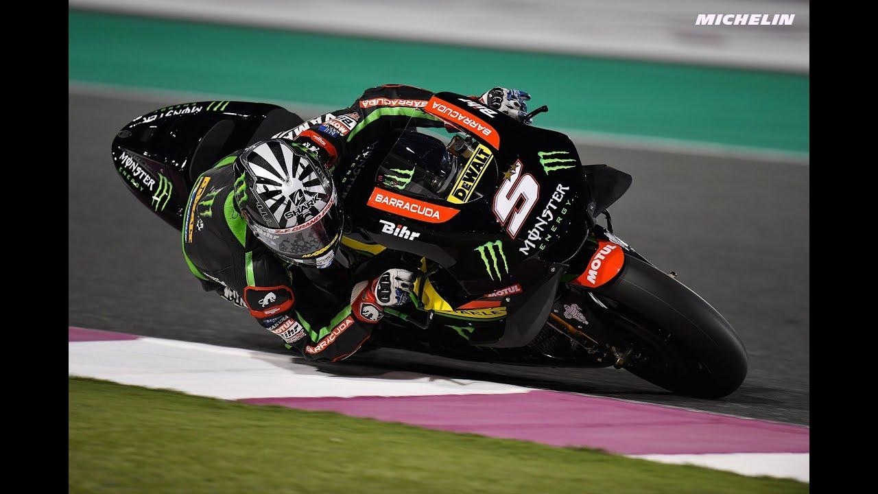 Qatar Gp Preview By Johann Zarco 2018 Motogp Michelin Motorsport