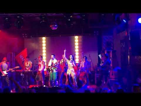 Шоу МАРГАРИН - Кабриолет(live cover Ленинград)