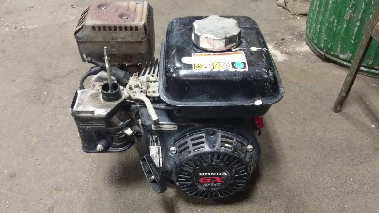 Forest King 30 ton splitter engine swap project- Cheap