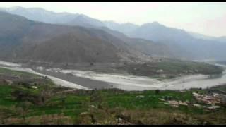 Judbah (Dist-Torghar) View form Dist- Shangla KPK Pakistan.mp4