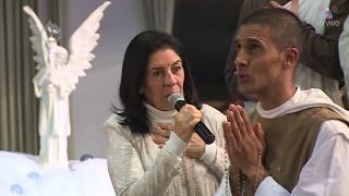 Aparición de la Virgen María (SOLO APARICIÓN) - 08/08/2017  (EN VIVO)