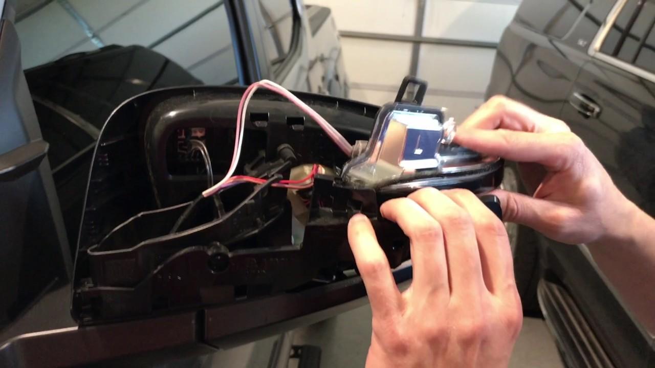 Mesojdm Turn Signal Install On 2016 2017 Toyota Tacoma Trd